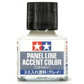 Tamiya 87133 - Panel Line Accent Color Gray