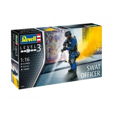 Revell 02805 - SWAT Officer