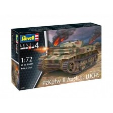 Revell 03266 - PzKpfw II Ausf.L LUCHS (Sd.Kfz.123) 1/72