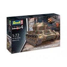 Revell 03267 - Flakpanzer IV Wirbelwind Flak 38