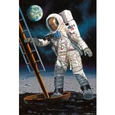 Revell 03702 - Apollo 11 Astronaut on the Moon