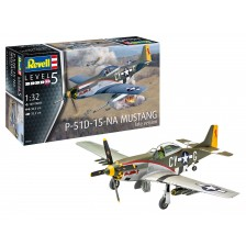 Revell 03838 - P-51D Mustang (late version) 1/32