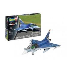 "Revell 03843 - Eurofighter ""Luftwaffe 2020 Quadriga"" 1/72"