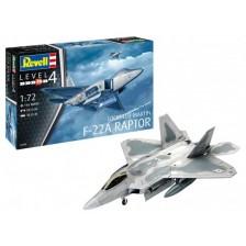 Revell 03858 - Lockheed Martin F-22A Raptor 1/72