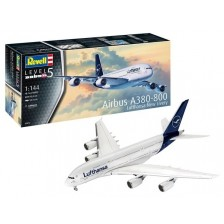 "Revell 03872 - Airbus A380-800 Lufthansa ""New Livery"" 1/144"