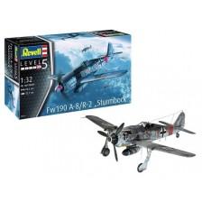 "Revell 03874 - Fw190 A-8 ""Sturmbock"""