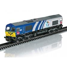 Marklin 39064 - SNCF Fret Benelux Diesellokomotive Class 66