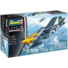 Revell 03944 - P-51D-5NA Mustang (early version) 1/32