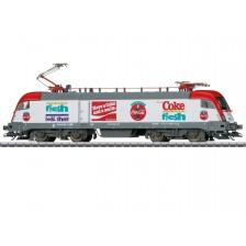 "Marklin 39829 - DB-AG Elektrolokomotive Baureihe 182 ""Coca-Cola"""