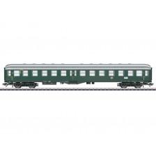 Marklin 43166 - DB Reisezugwagen 2. Klasse. Bauart B4ym(b)-51