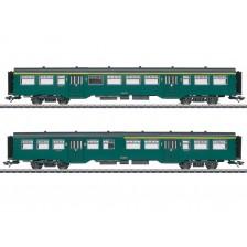 Marklin 43547 - SNCB/NMBS Personenwagen-Set M2