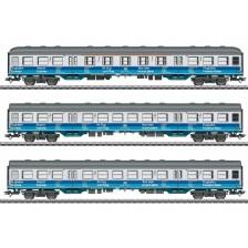"Marklin 43815 - DB Personenwagen-Set ""Airport Express"""
