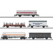 Marklin 47370 - DB Güterwagen-Set zur Baureihe 194