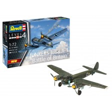 Revell 04972 - Junkers Ju 88 A-1 - Battle of Britain 1/72