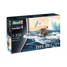 Revell 05154 - German Type VII C/41 U-Boat