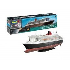 Revell 05199 - Queen Mary 2 Platinum Edition 1/400