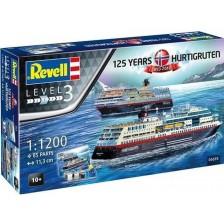 Revell 05692 - 125 Years Hurtigruten Gift Set