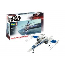 Revell 06744 - Resistance X-Wing Fighter Star Wars 1/50