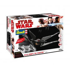 Revell 06760 - Star-Wars: Kylo Ren's TIE Fighter 1/70