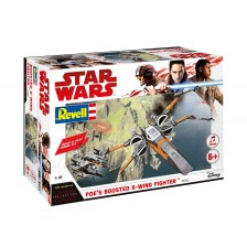 Revell 06763 - Star Wars: Poe's Boosted X-Wing Fighter