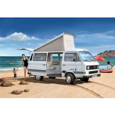Revell 07344 - Volkswagen T3 Camper 1/25