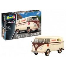 """Revell 07677 - VW T1 """"Dr. Oetker"""" 1/24"""