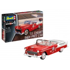 Revell 07686 - '55 Chevy Indy Pace Car