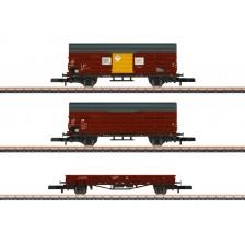 Marklin 82268 - DR Güterwagen-Set