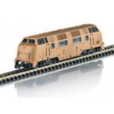 """Marklin 88207 - DB Diesellokomotive Baureihe V200 """"Bronze Feinguss Edition"""""""