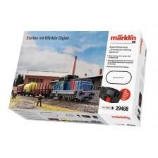 """Marklin 29468 - Digitale startset """"Zweedse goederentrein tijdperk VI"""". 230 volt"""