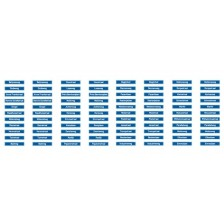 Artitec 10.349 - NL Straatnaamborden