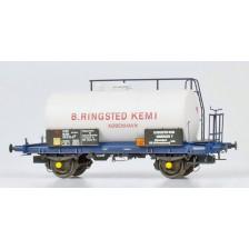 Dekas DK-871018 - DSB Tank Car 21 RIV 86 070 0 721-6, B.Ringsted Kemi