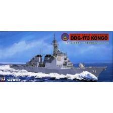 Pit-Road J11 - JMSDF Aegis Destroyer DDG-173 Kongo 1/700