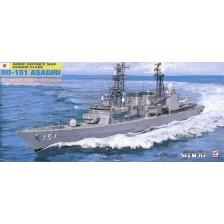 Pit-Road J13 - JMSDF Defence Ship Asagiri Class DD-151 Asagiri 1/700