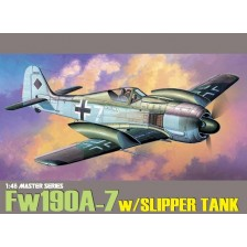 Dragon 5545 - Focke-Wulf Fw 190A-7 with Slipper Tank 1/48