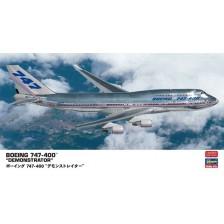 "Hasegawa 10832 - Boeing 747-400 ""Demonstrator"" 1/200"