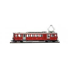 Bemo 1247213 - FO Gepäcktriebwagen BDeh 2/4 43