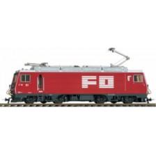 Bemo 1262202 - FO Elektrolok Hge 4/4 II Altdorf