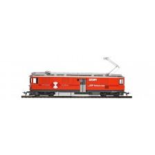 Bemo 1266153 - RhB Bahndienst-Triebwagen Xe 4/4 272 01