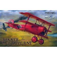 Meng QS-002 - Fokker Dr.I Triplane 1/32