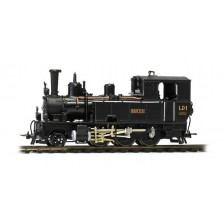 "Bemo 1295101 - Tenderlokomotive LD G 3/4 1 ""Rhaetia"" Nostalgielok - Metal Collection"