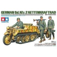 Tamiya 35377 - German Sd.Kfz.2 Kettenkraftrad 1/35