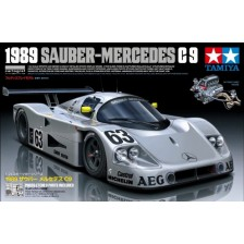 Tamiya 24359 - Sauber-Mercedes C9 1989 1/24