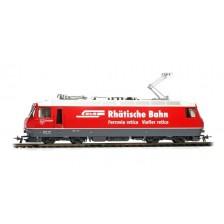 """BEMO 1759164 - RhB Elektro-Hochleistungslokomotive Ge 4/4 III 644 """"Savognin"""" digital mit Sound"""