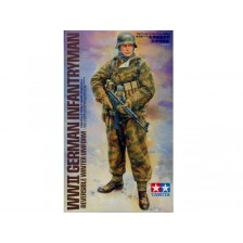 Tamiya 36308 - Modern US Army Infantryman (Desert Uniform) 1/16