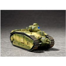 Trumpeter 07263 - French Char B1 Heavy Tank 1/72