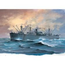Trumpeter 05755 - SS Jeremiah O Brien Liberty Ship 1/700