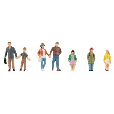 Faller 151666 - Ouders met kinderen