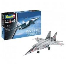 """Revell 03878 - MIG-25-RBT """"FOXBAT B"""""""