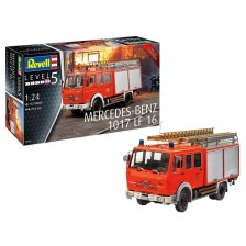 Revell 07655 - Mercedes-Benz 1017 LF 16 - Limited Edition 1/24